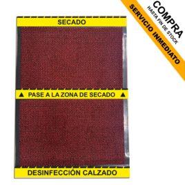 """Kit desinfección de calzado <p> con pegatinas </p><p style=""""background:orange; color:black; font-weight:bold; solid orange;"""">Desde 15,00 €/und</p>"""