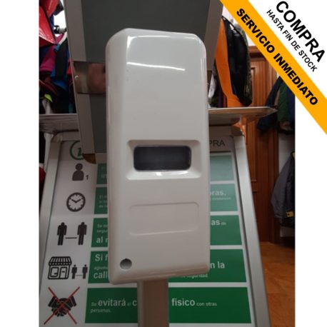 dispensador gel automatico