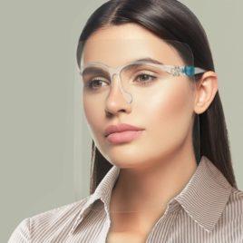 "Gafas con Pantalla <p> Facial </p><p style=""background:orange; color:black; font-weight:bold; solid orange;"">Desde 2,50 €/und</p>"