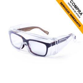 """Gafas de seguridad <p> Hezal </p><p style=""""background:orange; color:black; font-weight:bold; solid orange;"""">Desde 3,00 €/und</p>"""