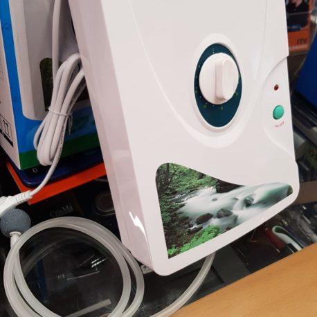 máquina ozono