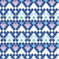 Rombos Azul