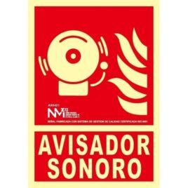 "RD00121<p> Señal avisador sonoro</p><p style=""background:orange; color:black; font-weight:bold; solid orange;"">2,22€/und</p>"