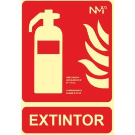 "RD00301 <p> Señal extintor </p><p style=""background:orange; color:black; font-weight:bold; solid orange;"">1,86€/und</p>"