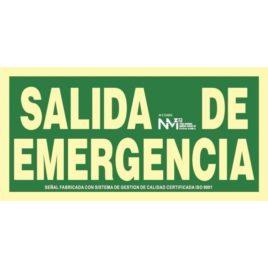 "RD13106<p> Señal Salida de emergencia</p><p style=""background:orange; color:black; font-weight:bold; solid orange;"">1,98€/und</p>"